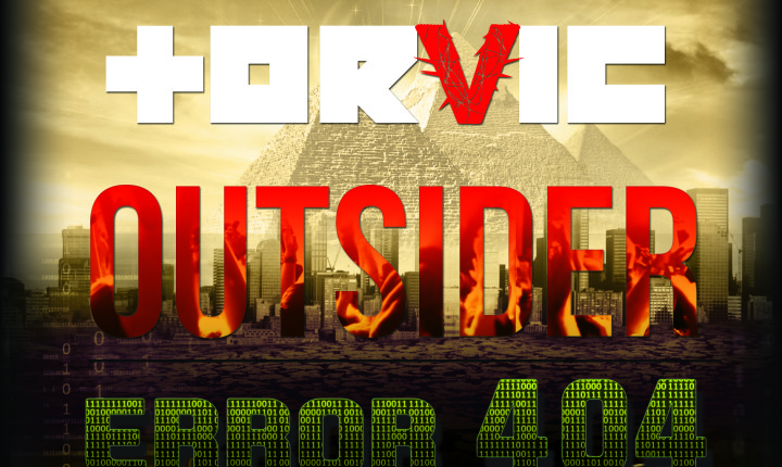 ERROR 404 – OUTSIDER (Release)